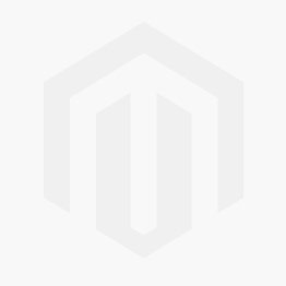 Allora Low Round Side Table With Cross Rail