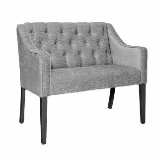Deep Buttoned Burley Tub 2 Seater 2 Seater Tub Chair