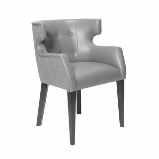 Soho Armchair with Wing