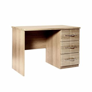 Winscombe 3 Drawer Dressing Table in Sonoma